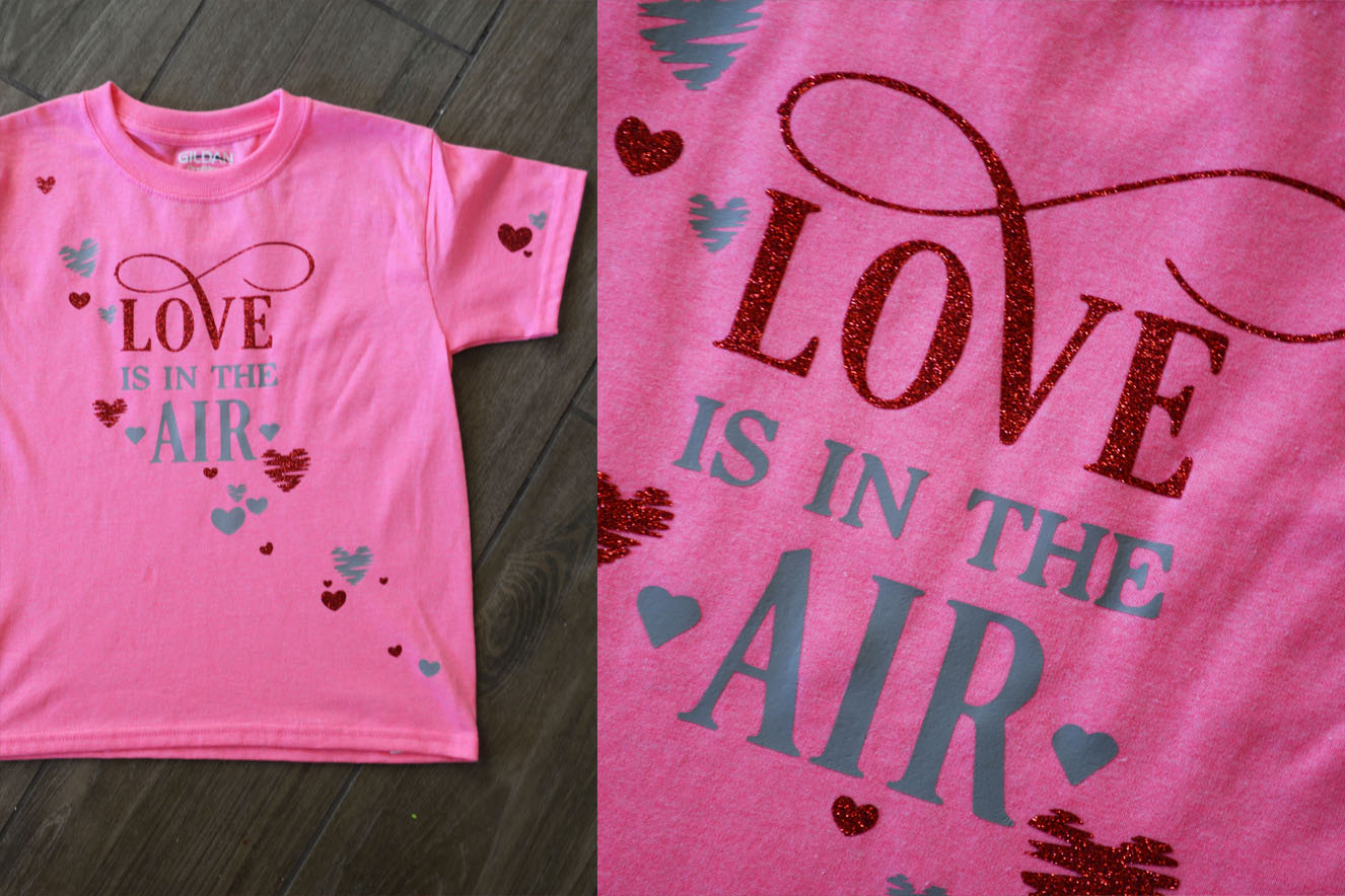 Can You Believe It Is Almost Valentine S Day Me Either I Feel Like This Year Already Flying By Love Making Shirts For My Kids To Wear Especially